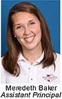 Meredeth Baker-Assistant Principal